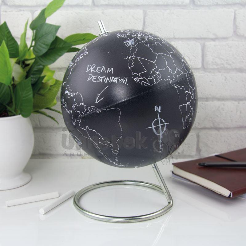 Rajzolható Földgömb