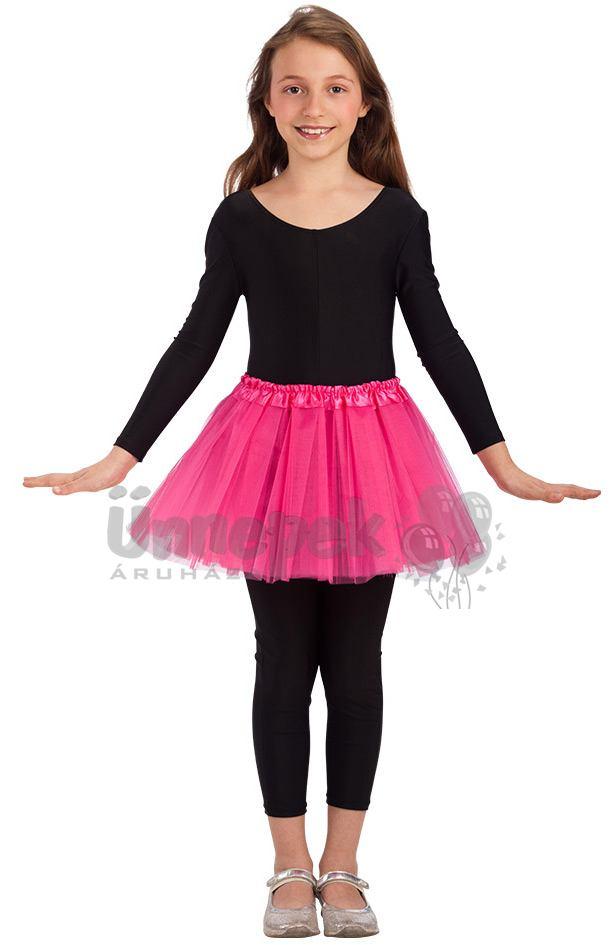 Rózsaszín Tütü Gyerekeknek