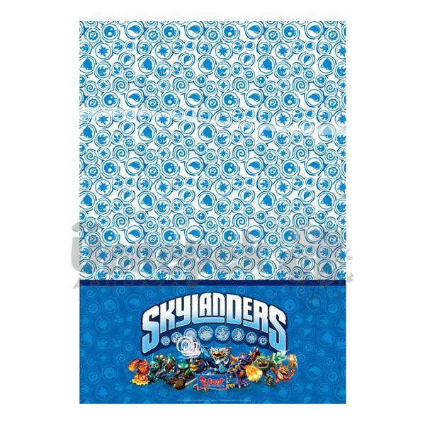 Skylanders Parti Asztalterítő - 130 cm x 180 cm