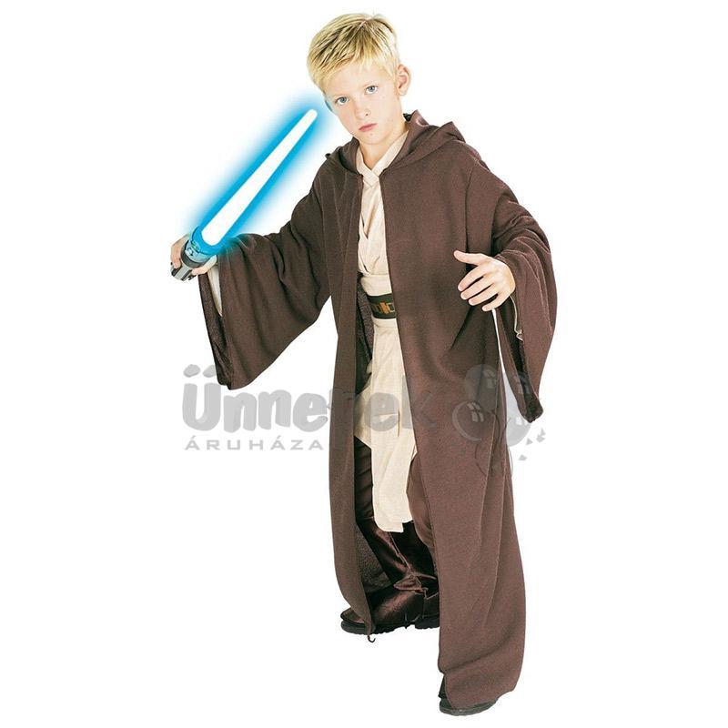 Star Wars Jedi Mester Köpeny Gyerekeknek, L-es