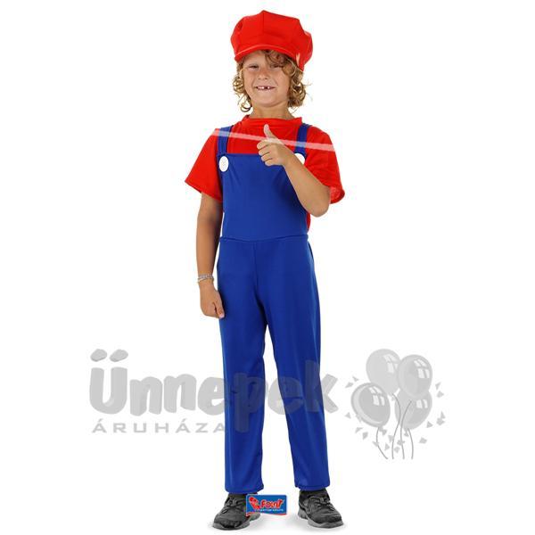 Super Mario Jelmez Gyerekeknek - L-es