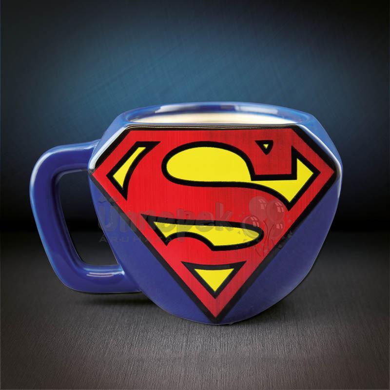 Superman Kerámia Bögre