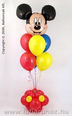szülinapi kellékek webshop Szülinapi Lufi Dekoráció   Mickey Mouse | Party Kellékek Webshop szülinapi kellékek webshop