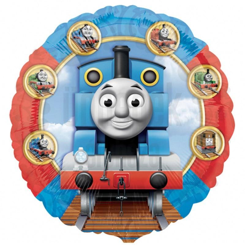18 inch-es Thomas és Barátai - Thomas and Friends Multi - Héliumos Fólia Lufi