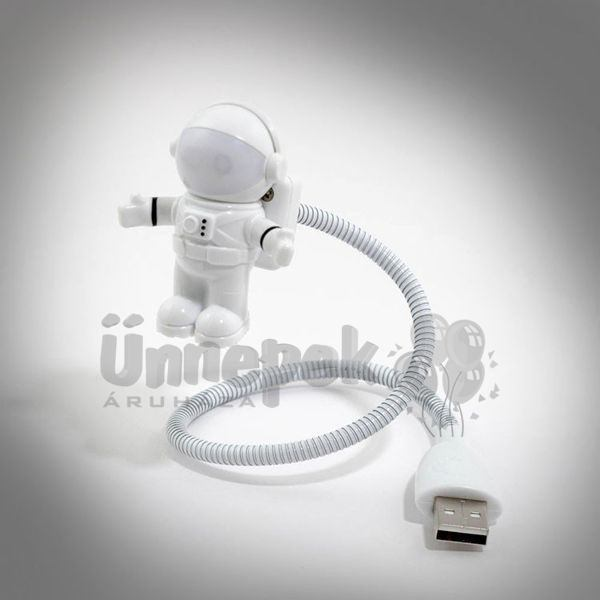 Űrhajós USB-lámpa