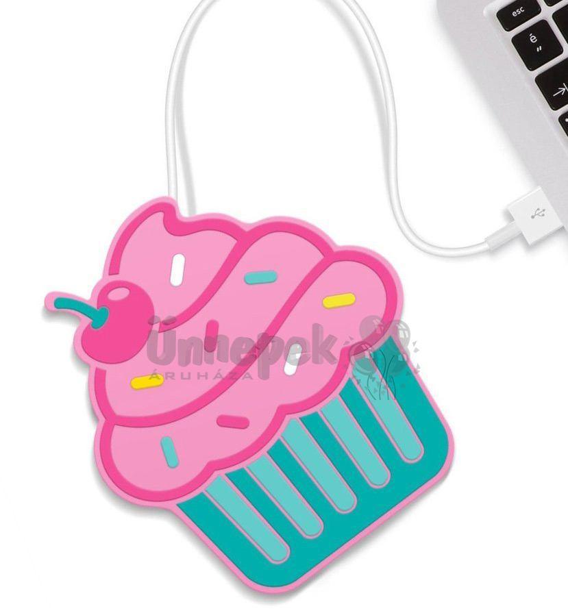 USB Csészemelegítő - Cupcake