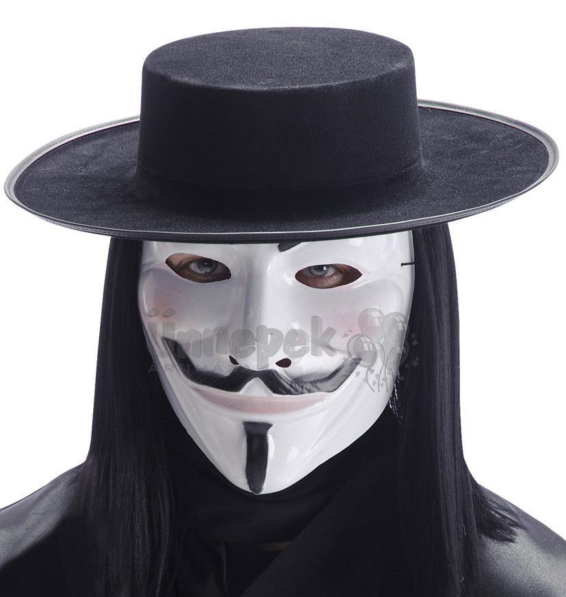 Vendetta - Guy Fawkes Szett