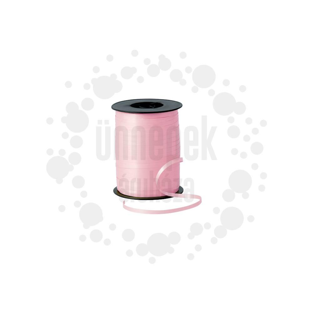 Rózsaszín Dekorációs Virágkötöző Szalag (500 m)