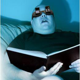 Lusti Olvasószemüveg