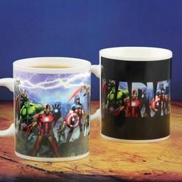 Marvel Avengers Hőre Változó Bögre