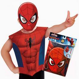 Pókember Jelmezpóló és Maszk, 3-6 Éves Gyerekeknek