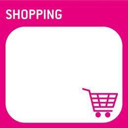 Bevásárlólista Öntapadós Mega Post-it