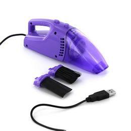 Mini Porszívó USB - Lila