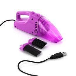 Mini Porszívó USB - Magenta