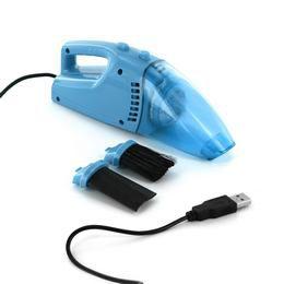 Mini Porszívó USB - Türkiz