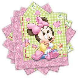 Minnie Baby Parti Szalvéta, 20 db, 33 cm x 33 cm