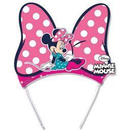 Minnie Dots Parti Tiara - 6 db-os