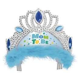 Kék Mom To Be - Kismama Parti Tiara