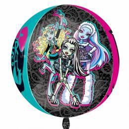 Monster High Gömb Fólia Lufi