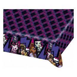 Monster High 2 Parti Asztalterítő - 120 cm x 180 cm