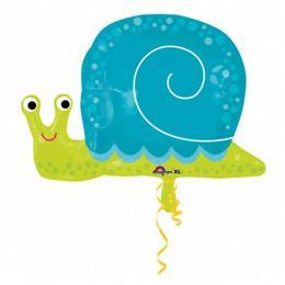 22 inch-es Happy Snail - Boldog Csiga Fólia Lufi
