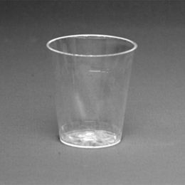 Műanyag Röviditalos Pohár