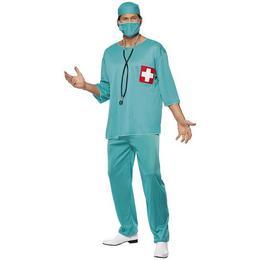 Orvos - Műtős Jelmez, L-es