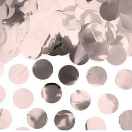 Rózsaarany konfetti – és azonnal elegáns, trendi lesz a buli