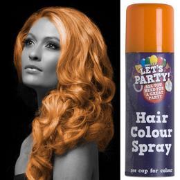 Narancssárga Hajszínező Spray, 125 ml: a legtutibb bulikra