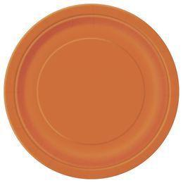 Narancssárga Asztalteríték