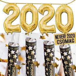 NEVER! 2020 Szilveszteri Csomag - Arany