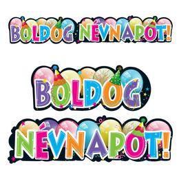 Boldog Névnapot Party Banner