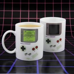 Nintendo - Game Boy Hőre Változó Bögre - 250 ml