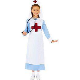 Nővér Jelmez Gyerekeknek - S-es