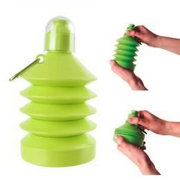 Összecsukható Kulacs - Lime Zöld