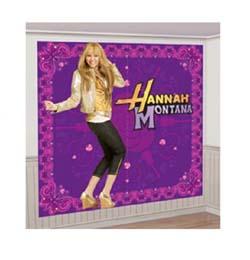 Hannah Montana Faldíszlet - 165 cm x 85 cm