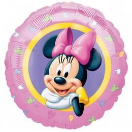18 inch-es Minnie Character Héliumos Fólia Lufi
