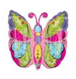 Pillangó, Whimsical Garden Butterfly Fólia Lufi Pálcán