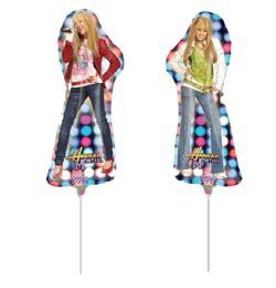 Hannah Montana - Full Body - Mini Shape Fólia Lufi Pálcán