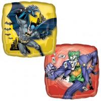 Batman és Joker Héliumos Fólia Lufi, 46 cm