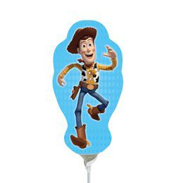 Woody - Toy Story - Mini Shape Fólia Lufi Pálcán