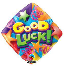 Good Luck Lufi