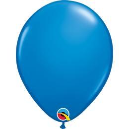 11 inch-es Dark Blue (Standard) Kerek Lufi (100 db/csomag)