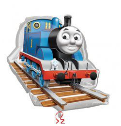 Thomas és Barátai - Thomas and Friends - Super Shape Héliumos Fólia Lufi