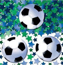 Soccer - Foci Parti Konfetti