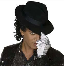 Michael Jackson Jelmezek