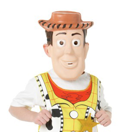 Toy Story - Woody Álarc