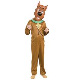 Scooby Doo Farsangi Jelmez - Maszk és Ruha - 4-6 éveseknek