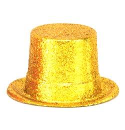 Arany Glitteres Kalap