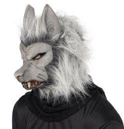 Farkasember Maszk